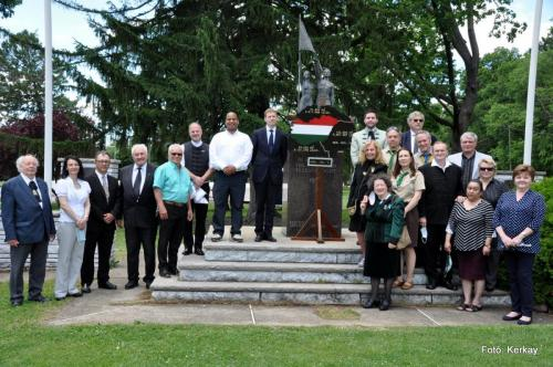 Trianon 100 szentmise és ünnepség