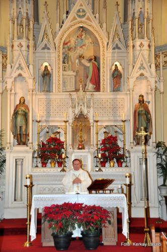 Mass with Bishop Kevin J. Sweeney